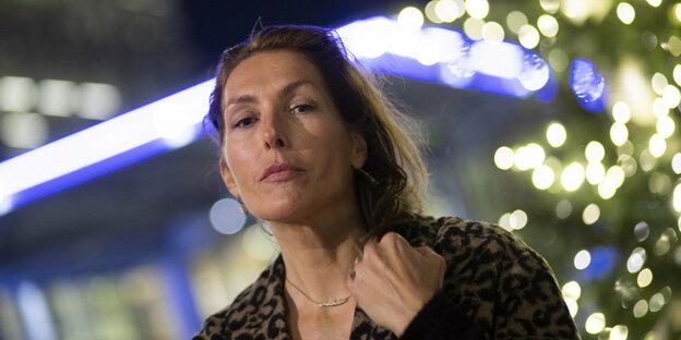 Zeugin der Anklage: Thysia Huisman war Fotomodell und beschuldigt Jean-Luc Brunel der Vergewaltigung